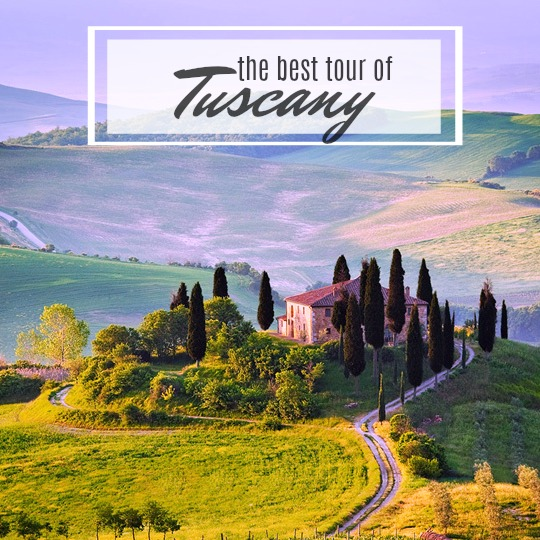 best tour tuscany