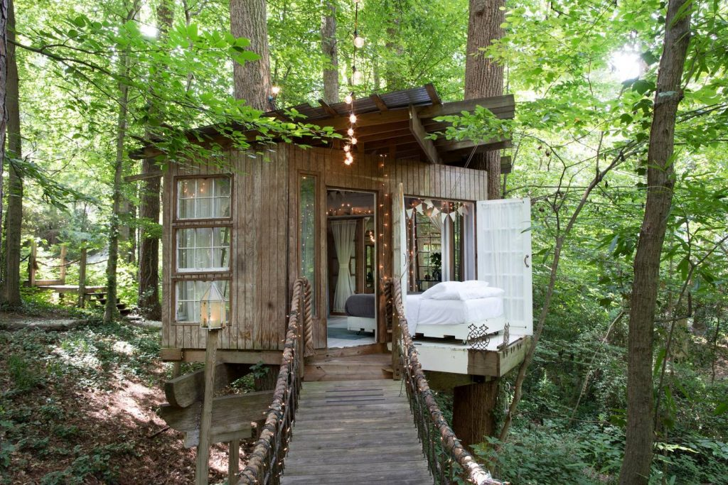 Best Treehouse Ever Dream Home