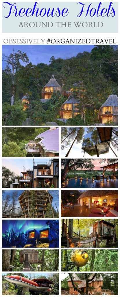 treehouse hotels